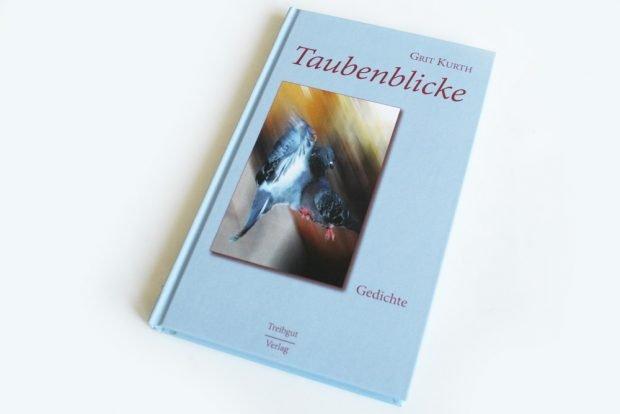 Grit Kurth: Taubenblicke. Foto: Ralf Julke