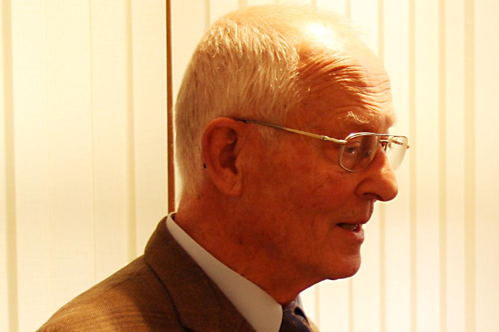 Hinrich Lehmann-Grube 2015. Foto: Ralf Julke