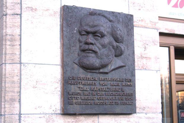 Gedenktafel am Rossplatz. Foto: Ralf Julke