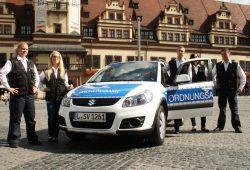 City-Team des Leipziger Stadtordnungsdienstes.Archivfoto: Ralf Julke