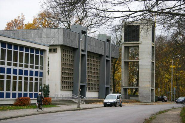Die alte Propsteikirche an der Emil-Fuchs-Straße. Foto: Ralf Julke