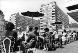 Sachsenplatz, 1960. Foto: Wiki Commons