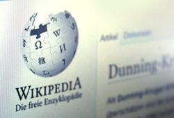 Wikipedia. Foto: Ralf Julke