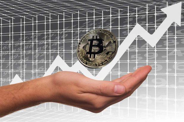 Bitcoins – die Revolution des Finanzwesens? Bild: pixabay.com / geralt