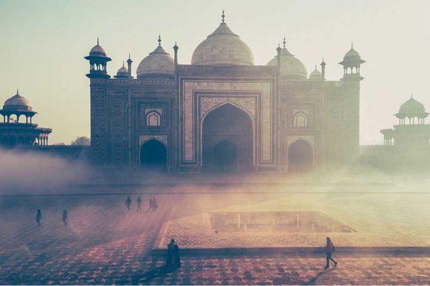 Visum für Indien mit dem eVisum. Foto: StockSnap / GB