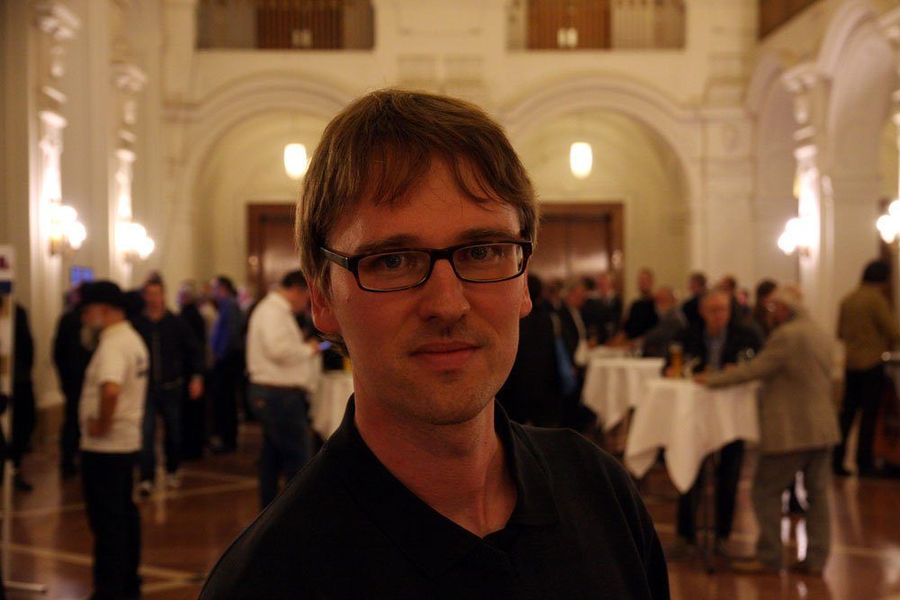 Adam Bednarsky (Die Linke) wird versuchen, im Wahlkreis 29 ein linkes Direktmandat zu holen. Foto: L-IZ.de