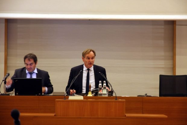 OBM Burkhard Jung. Foto: L-IZ.de