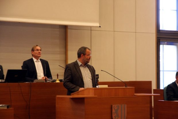 Christian Schulze (SPD). Foto: L-IZ.de