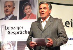 Der Moderator Thomas Bille (u.a. MDR). Foto: L-IZ.de