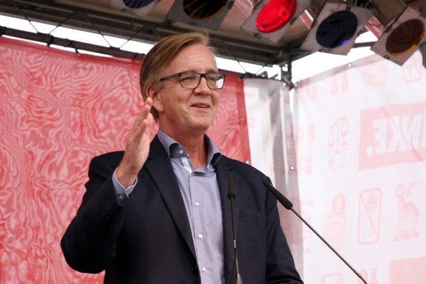 Diemar Bartsch spricht (Video folgt). Foto: L-IZ.de