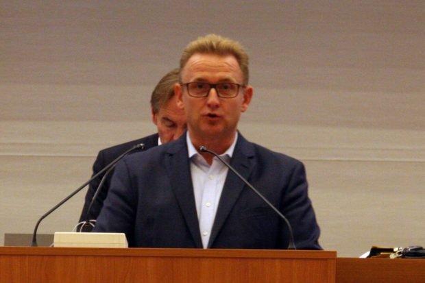 Dirk Wottgen, Personalleiter des lokalen BMW-Werks. Foto: L-IZ.de