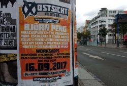 Ostsicht Festival. Foto: Alexander Böhm