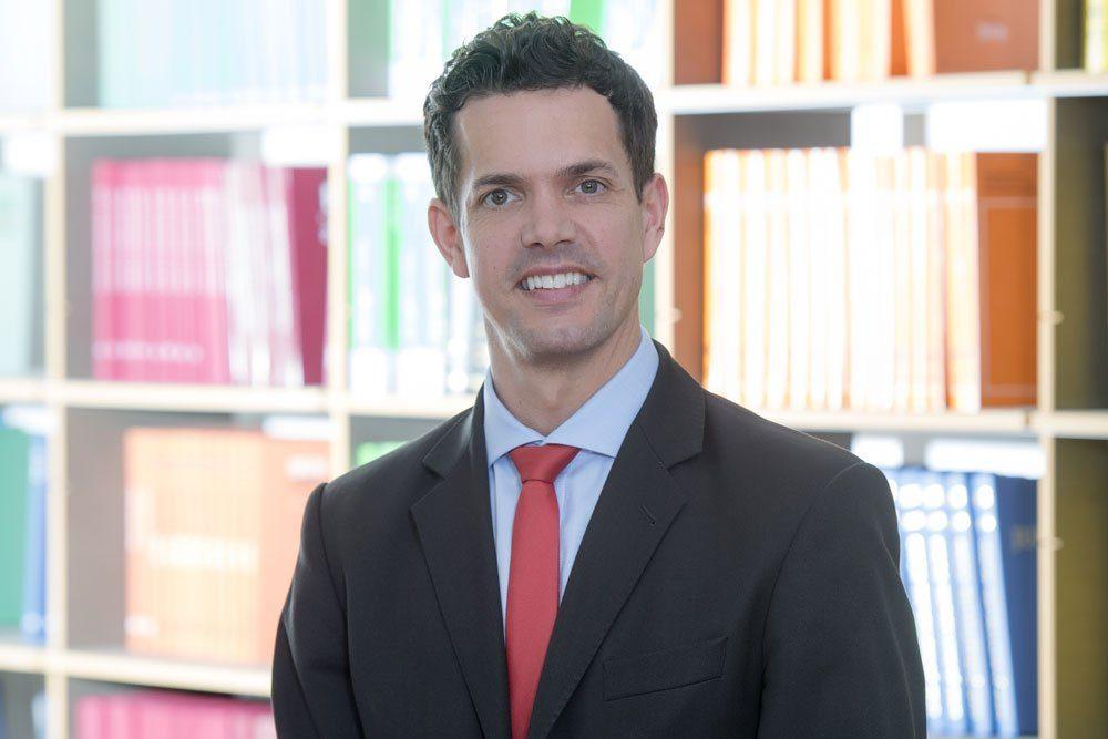 Dr. Christoph Alexander Jacobi. Foto: privat