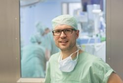 Prof. Martin Lacher, Direktor der UKL-Kinderchirurgie. Foto: Stefan Straube/UKL