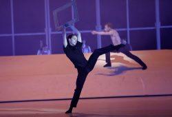 "Leipziger Ballet ""Van Gogh"" Lou Thabart. Foto: Ida Zenna"