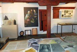Ausstellung Adam Friedrich Oeser im Schillerhaus. Foto: Stadtgeschichtliches Museum