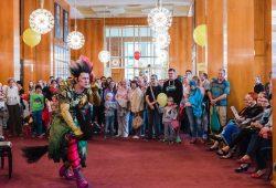 Spielzeit-Eröffnungsfest. Foto: Kirsten Nijhof