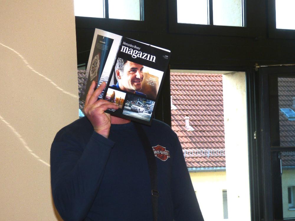 Soll über zwei Jahre in Haft: Der Angeklagte Thomas K. (30). Foto: Lucas Böhme