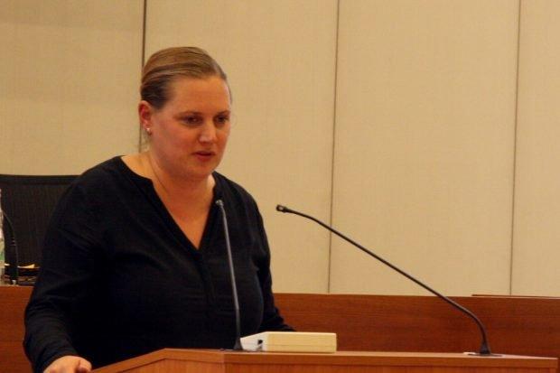 Petra Cagalj Sejdi (Grüne). Foto: L-IZ.de