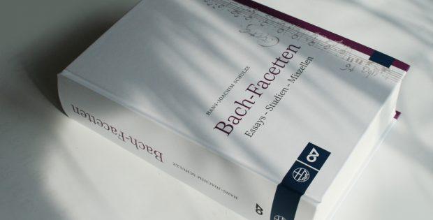 Hans-Joachim Schulze: Bach-Facetten. Foto: Ralf Julke
