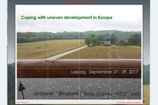 Die Besucher der Konferenz-Website empfängt ein kleines Memory. Screenshot: L-IZ