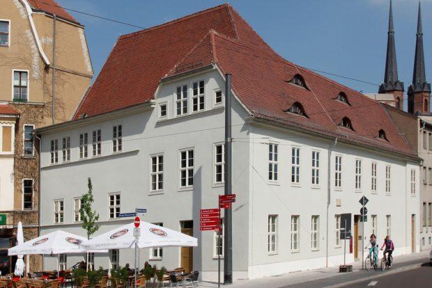 Wilhelm-Friedemann-Bach-Haus. Foto: Thomas Ziegler