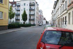 Südliche Gießerstraße. Foto: Ralf Julke