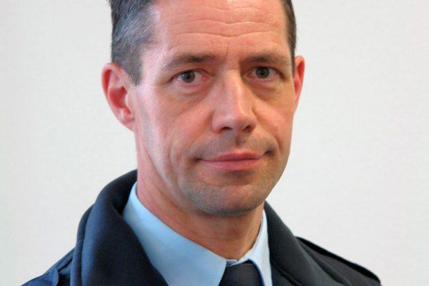 Bezirksbrandmeister Kai Götze. Foto: LDS