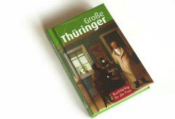 Hagen Kunze: Große Thüringer. Foto: Ralf Julke