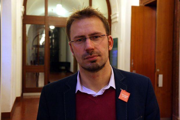Holger Mann, Landtagsabgeordneter der SPD. Foto: L-IZ.de