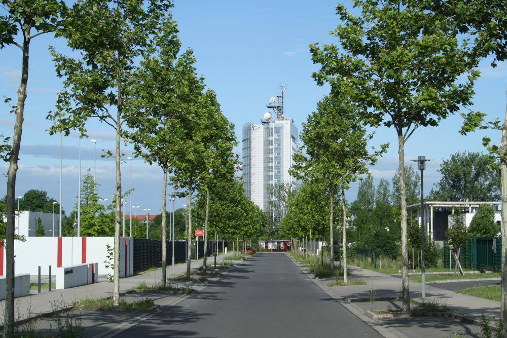 MDR-Sendezentrale in Leipzig. Foto: Ralf Julke