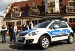 City-Team des Leipziger Ordnungsamtes. Foto: Ralf Julke