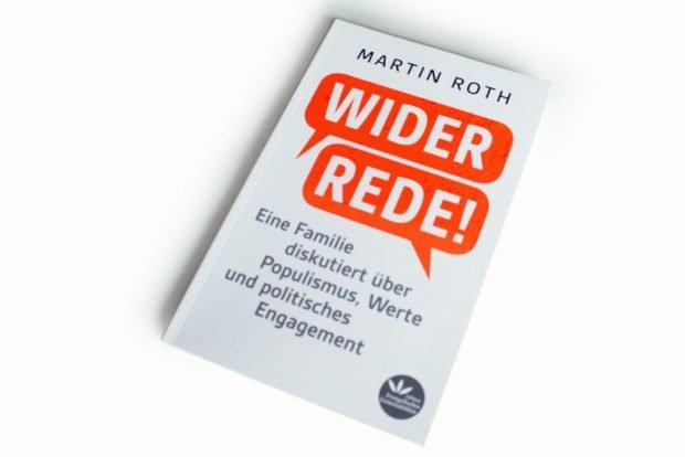 Martin Roth: Widerrede! Foto: Ralf Julke