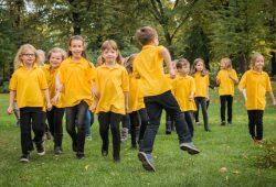 Spatzenchöre begrüßen musikalisch den Herbst.Foto: Schola Cantorum