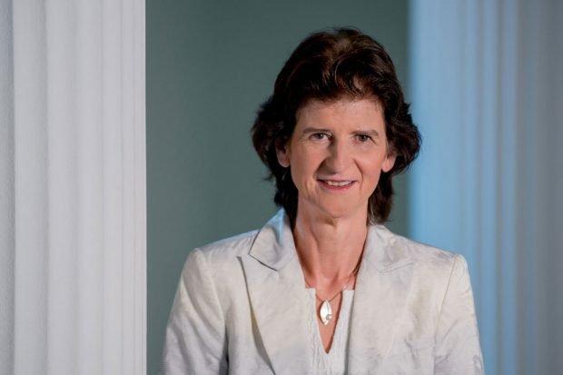 Eva-Maria Stange (SPD), Sachsens Staatsministerin für Wissenschaft und Kunst. Foto: Martin Förster, SMWK