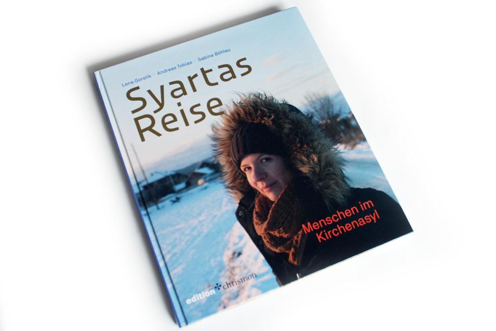 Lena Gorelik, Andreas Tobias, Sabine Böhlau: Syartas Reise. Foto: Ralf Julke
