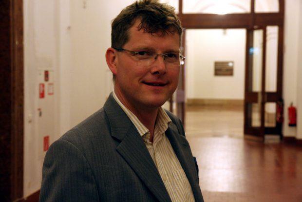 Kreisvorsitzender Friedrich Vosberg (FDP). Foto: L-IZ.de