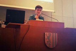 Noah Wehn ist neuer Vorsitzender des StadtSchülerRates. Foto: StadtSchülerRat Leipzig
