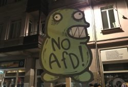 Noch so ein Gespenst. Die AfD. Foto: L-IZ.de