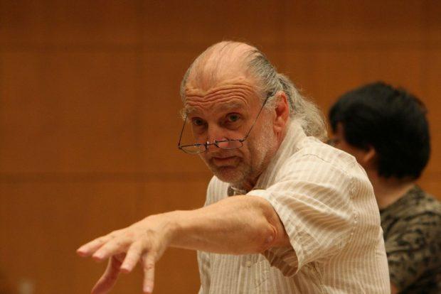 Erster Brecht-Gastprofessor an der Universität Leipzig: Musiktheaterregisseur Peter Konwitschny. Foto: Biwako Hall Center for the Performing Arts, Ostu/Japan