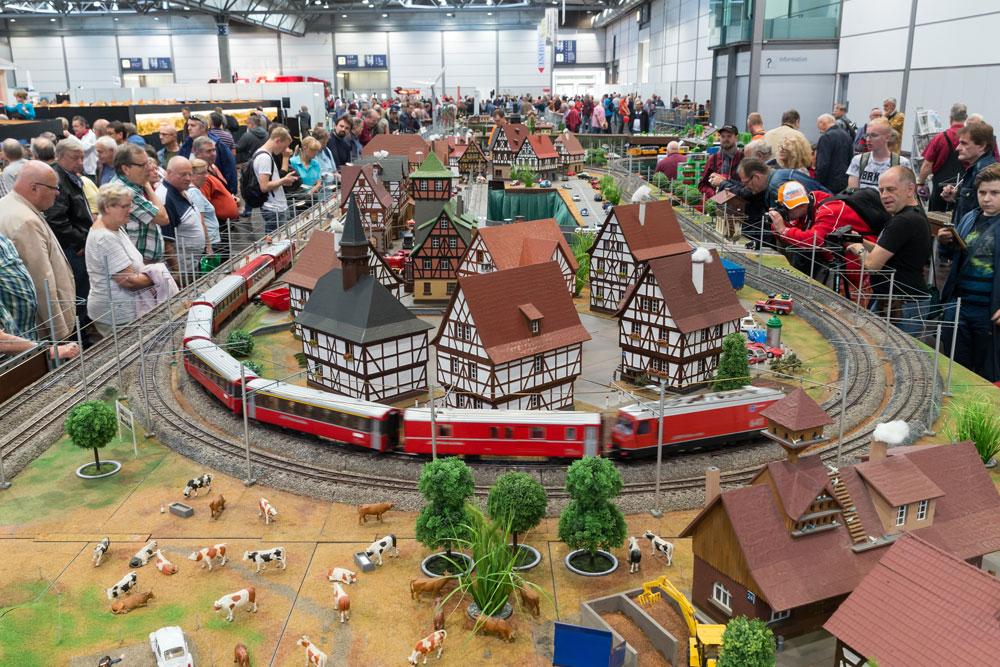 Impressionen der modell-hobby-spiel 2017. Foto: Leipziger Messe GmbH
