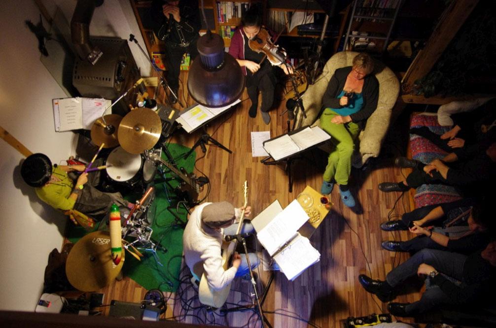 Hausmusik von Barock bis Rock. Foto: Bärbel Fischer