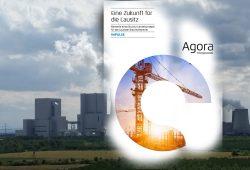 Agora Energiewende (2017): Eine Zukunft für die Lausitz. Montage: L-IZ