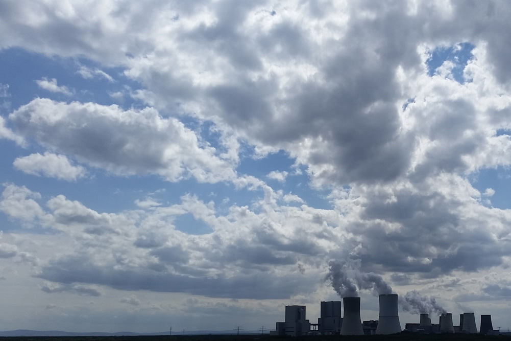 Kohlekraftwerk Boxberg in der Lausitz. Foto: Marko Hofmann
