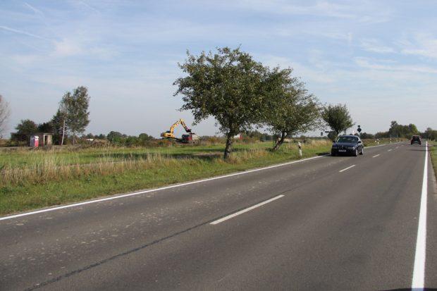 Immer mehr Straßen wirken derart lückenhaft. Foto: Matthias Weidemann