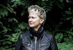 Anne Clark. Foto: Diego Franssens