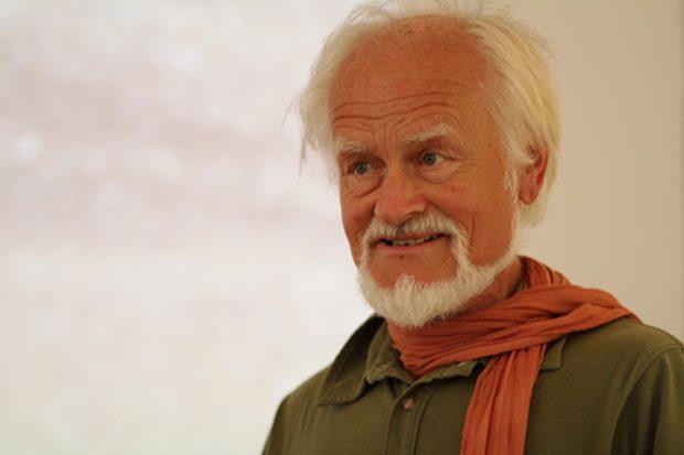 Prof. Dr. Bernd Gerken. Foto: Hansmann