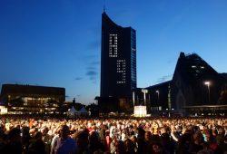 Lichtfest. Foto: Westend PR