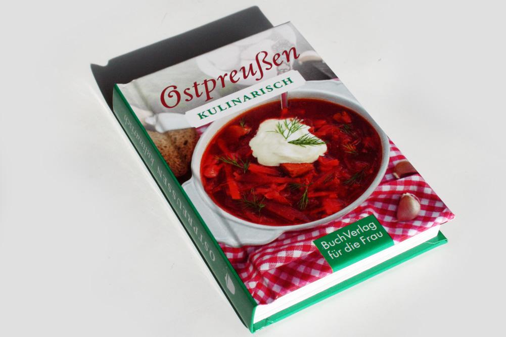 Harald Saul: Ostpreußen kulinarisch. Foto: Ralf Julke