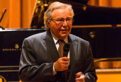 Peter Schreier. Foto: Ch Kern